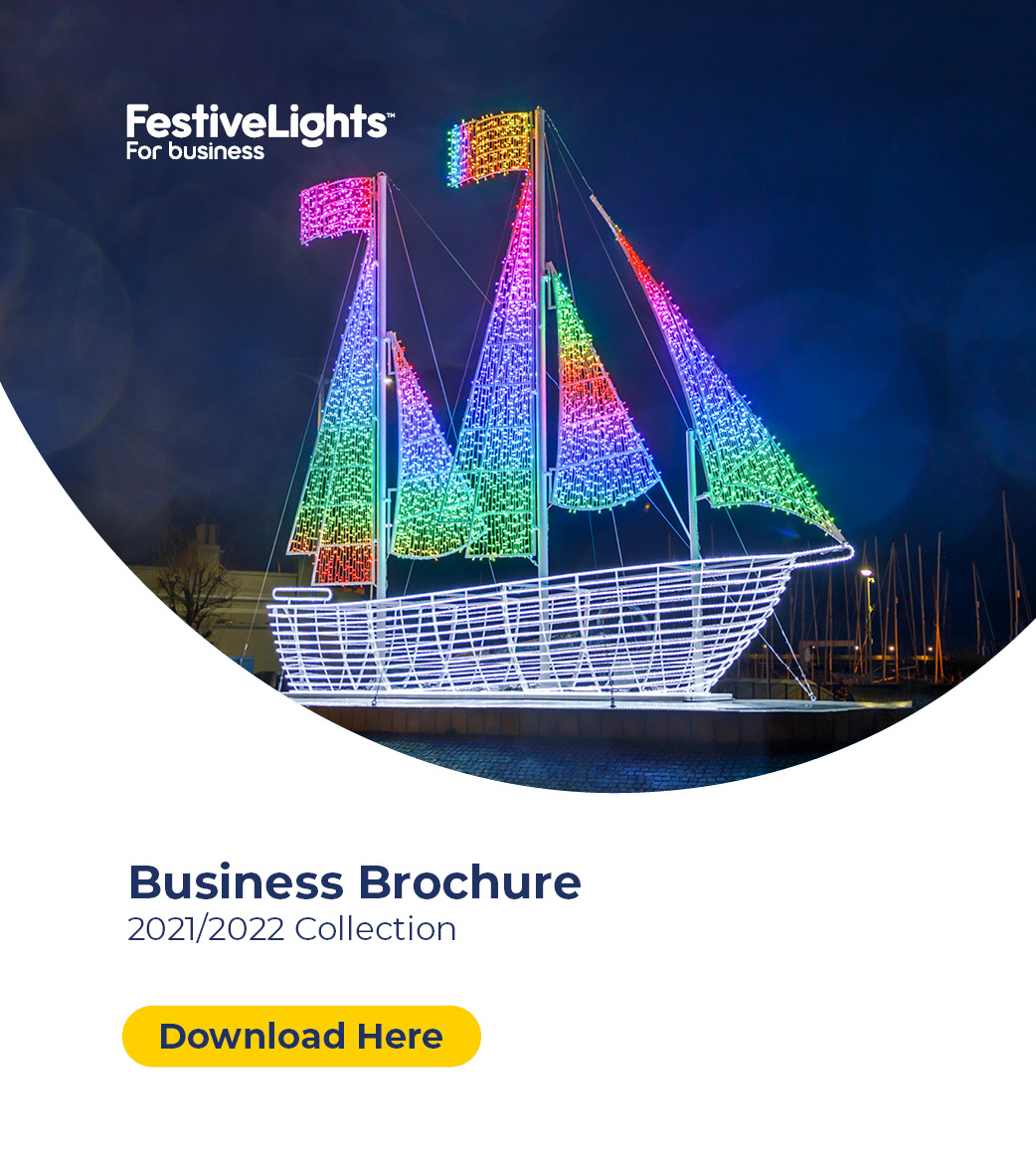 Festive Lights 2021/22 Collection Brochure