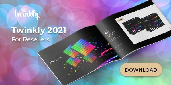 Twinkly Retail 2021 Brochure