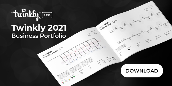 Twinkly Professional 2021 Brochure