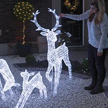 Indoor & Outdoor Christmas Figures
