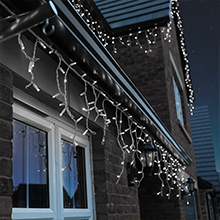 ConnectPro Connectable Icicle Lights