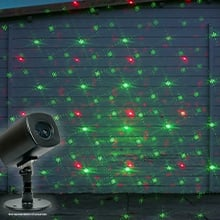 Christmas laser projectors