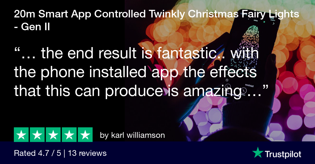 Twinkly Lights Review