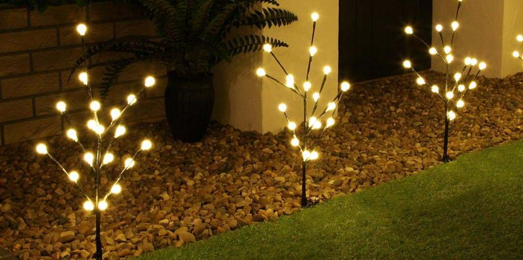 White Outdoor Lights Interesting Warm White Outdoor Lights Buy Today From Festive Lights