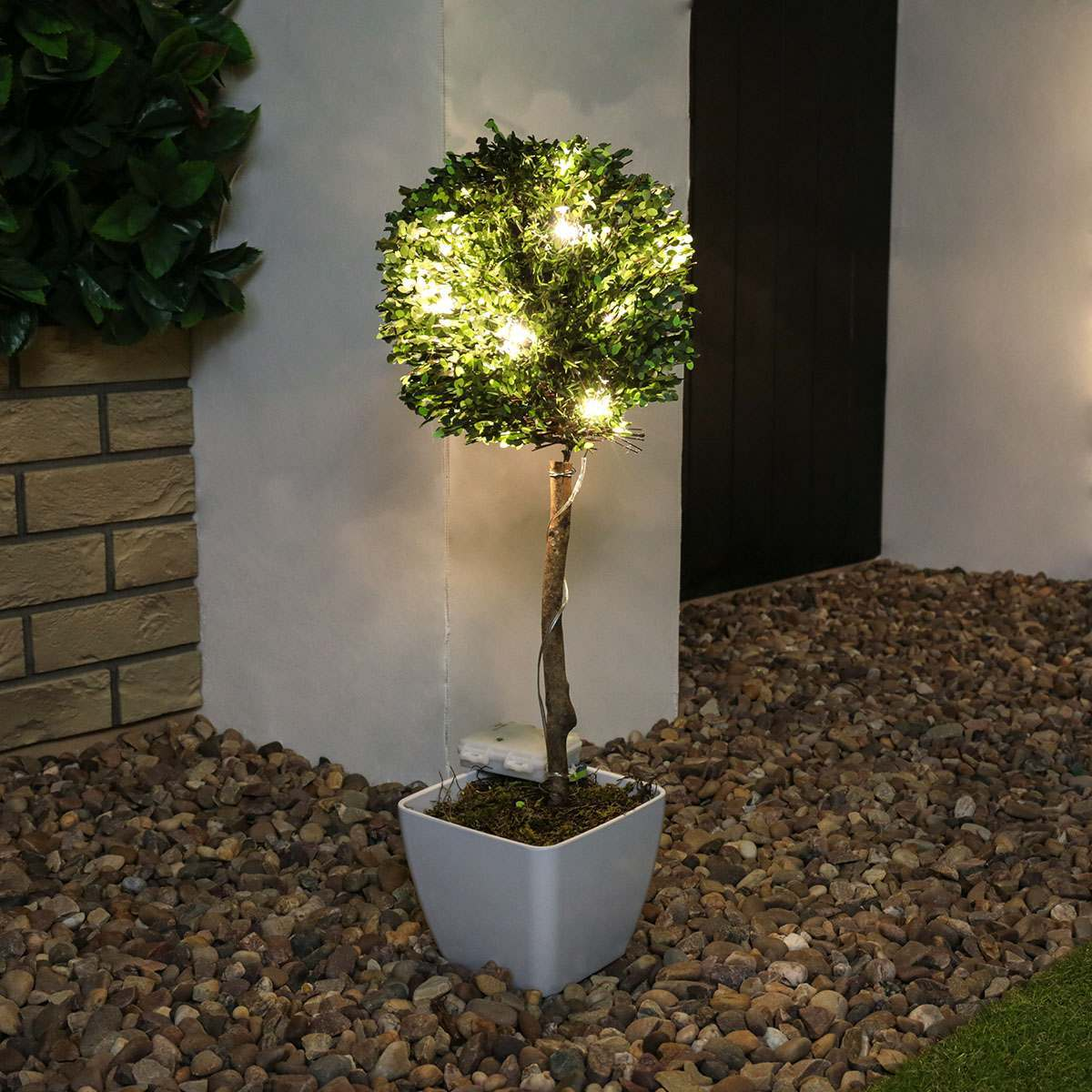 in the night garden ball shop for cheap garden leisure On potted topiary