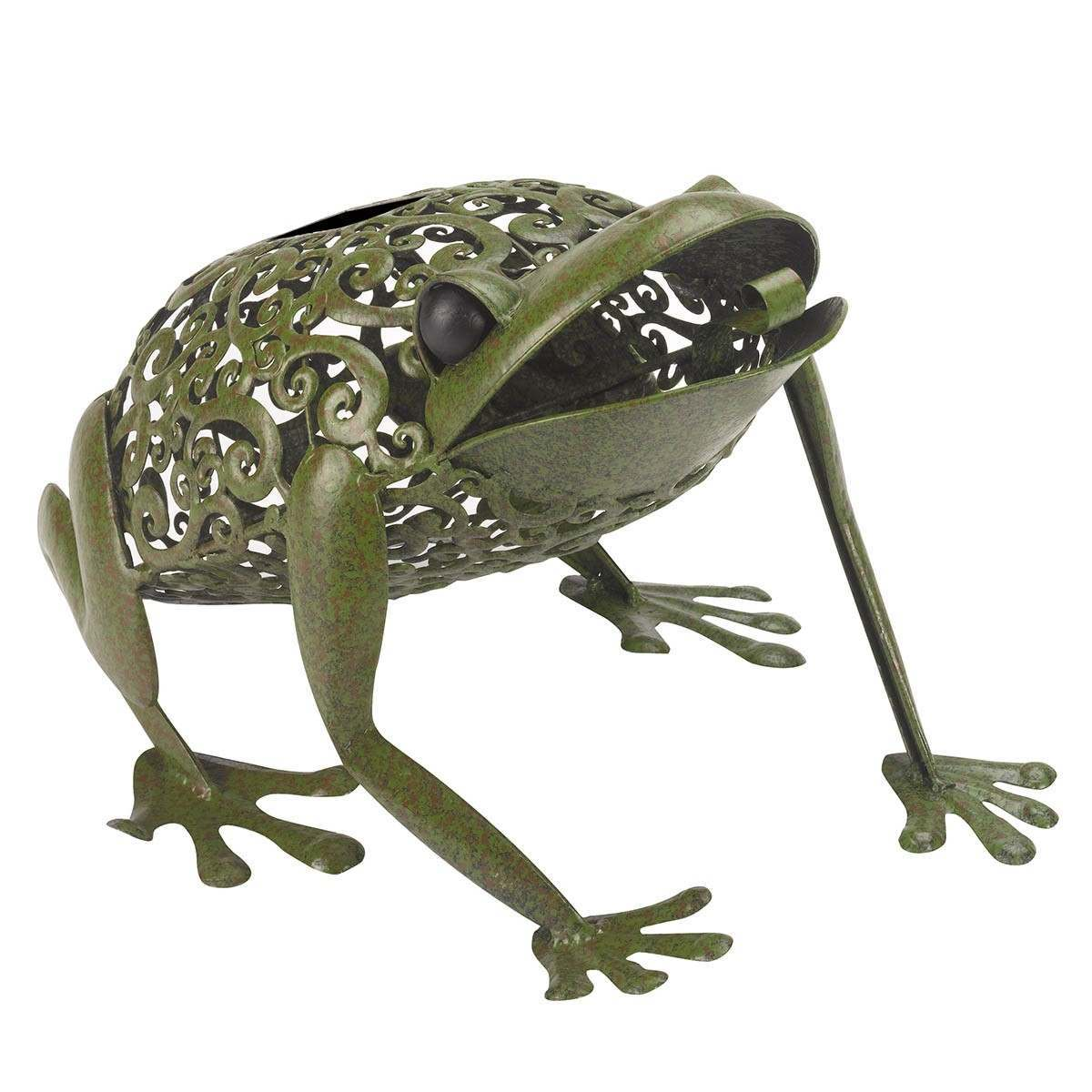 Click to view product details and reviews for Smart Garden Solar Metal Novelty Frog Light 26cm.