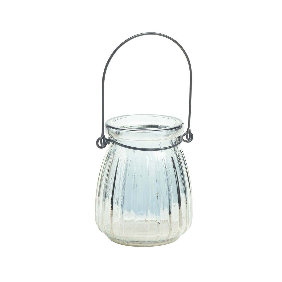 Click to view product details and reviews for Gardman Hanging Shaped Glass Jar.