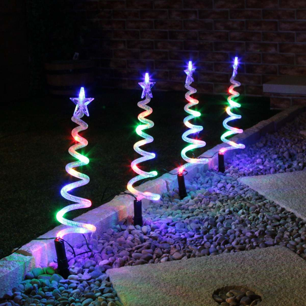 Spiral Christmas Tree Shop For Cheap House Decorations