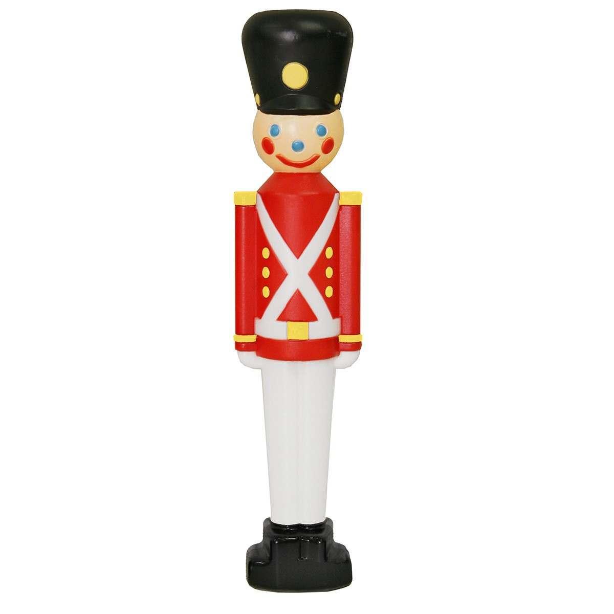 81cm Toy Soldier Blow Mould Figure