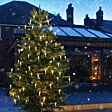 20m Indoor & Outdoor Clip on Candle String Lights, 54 LEDs