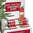 Snow Berry Fir Scented Christmas Scentsicles, 6 Pack