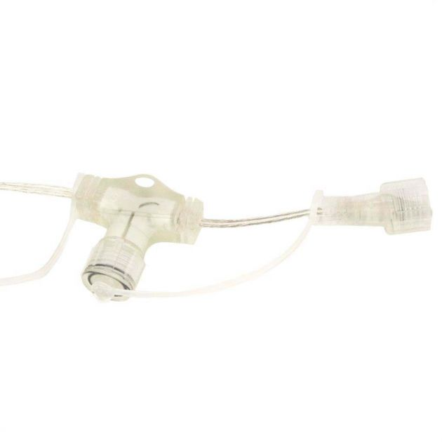10 Port Clear Curtain Connector, Connectable