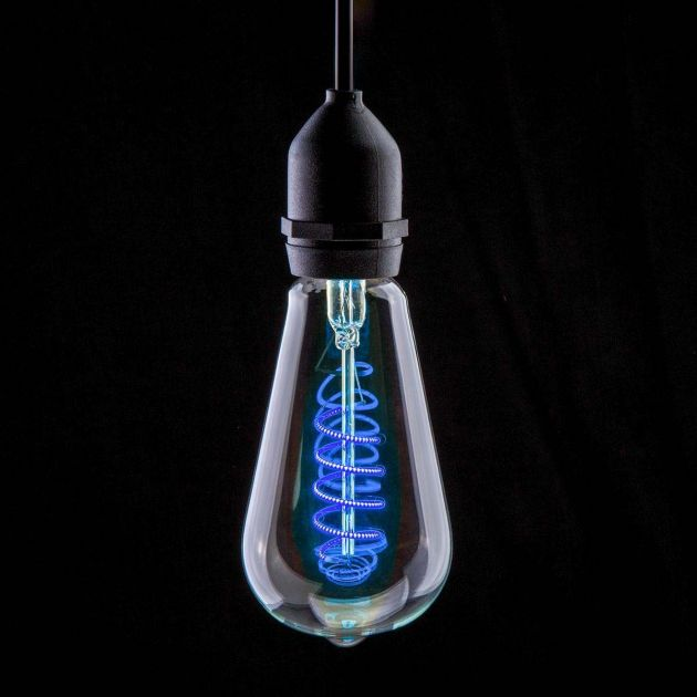 4W E27 Filament Style LED Light Bulb