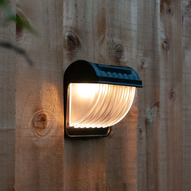 Solar LED Wall Fence Light