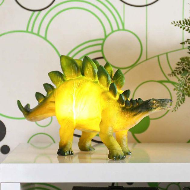 36cm Stegosaurus Dinosaur Children's Night Light