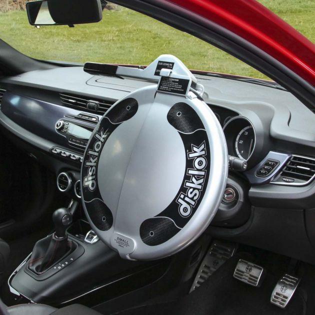 Disklok Car Steering Wheel Lock