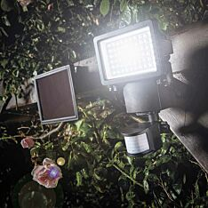 Super Bright Solar Security Light with PIR