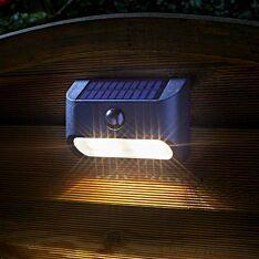 Solar Welcome Security Light with PIR Sensor