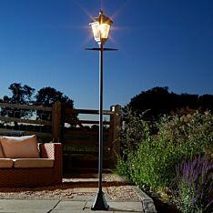 365 Solar Filament Effect LED Lamp Post