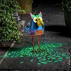 Solar Novelty Owen the Owl Light