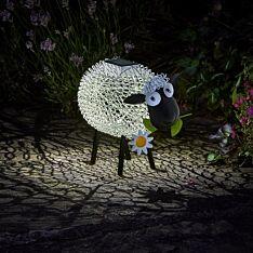 Solar Novelty Sheep Light
