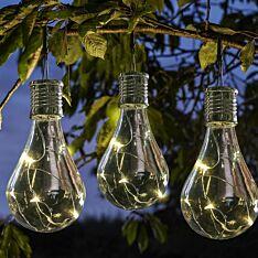Solar Eureka Clear Festoon Bulbs, 6 Pack