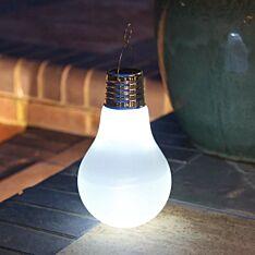 Solar Eureka Colour-Changing Festoon Bulb Lantern