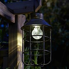 Solar Zephyr Hanging Lantern