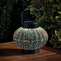 Super Bright Solar 3D Cosmo Lantern