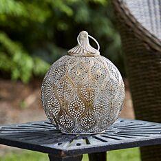 Outdoor Gold Cairo Lantern