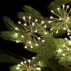 Outdoor Mini Micro Wire Cluster Christmas Tree Fairy Lights