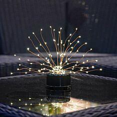 Solar Firefly Table Lantern
