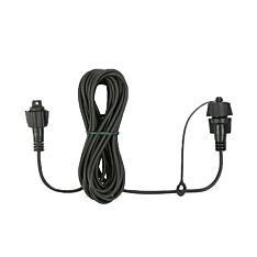 ConnectGo 5m Extension, Black Rubber Cable