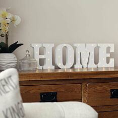 Home Battery Light Up Circus Letters, Warm White LEDs