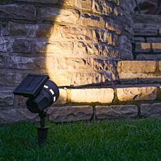 Solar High Powered Spot Light