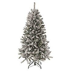 Snow Effect Virginia Pine Christmas Tree