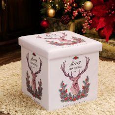 38cm x 38cm Foldable Christmas Storage Box