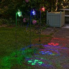 Outdoor Star Projectors, 3 Pack