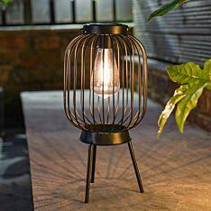 Solar 2 in 1 Cage Lantern