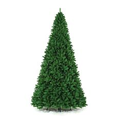 7.5m Outdoor Green Artificial Christmas Tree