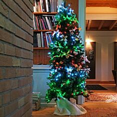 8m Smart App Controlled Twinkly Christmas Fairy Lights