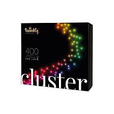 6m Smart App Controlled Twinkly Christmas Cluster Lights - Gen II - EU Plug