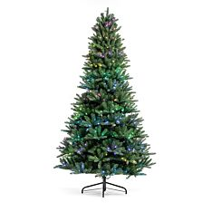 7.5ft Smart App Controlled Twinkly Pre Lit Christmas Tree, Special Edition - Gen II