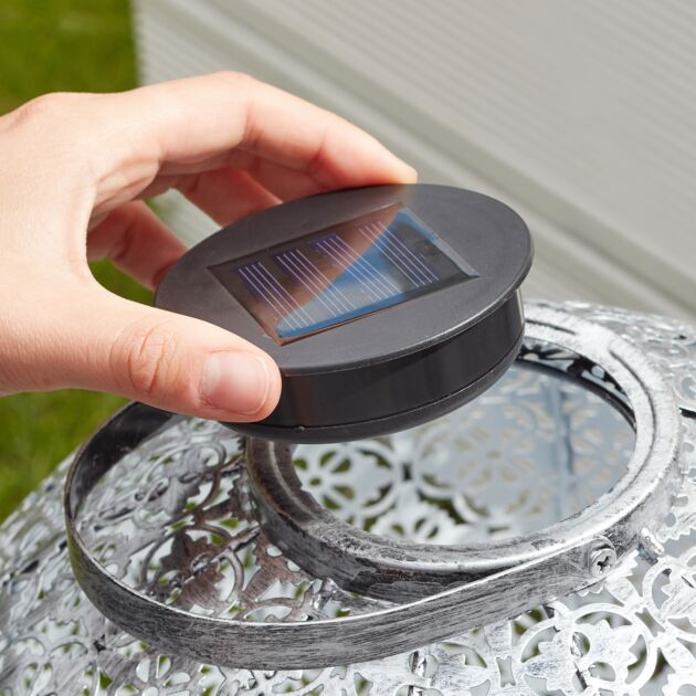 Replacement Round Solar Panel