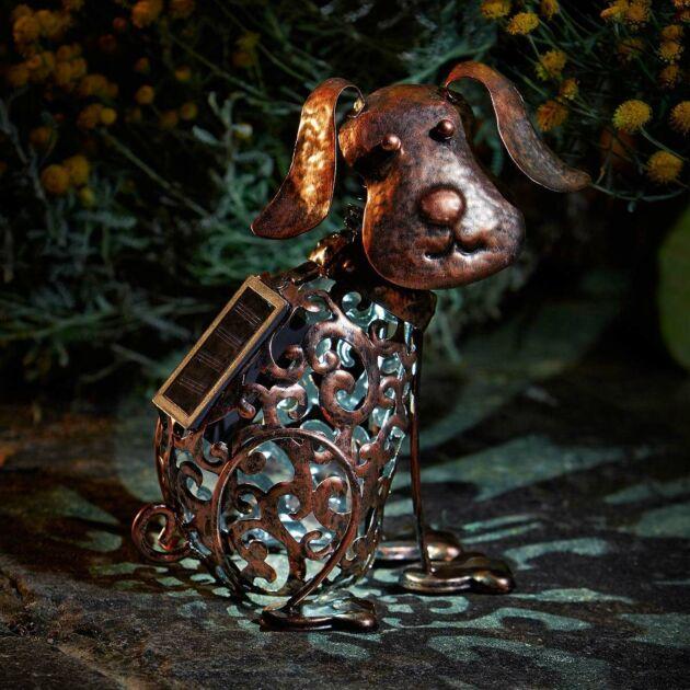 Solar Novelty Dog Light