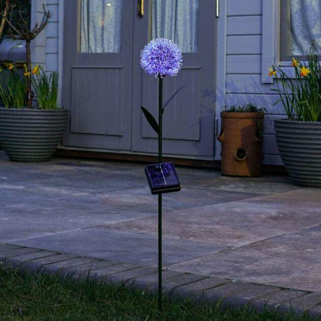 Solar Mesh Wire Stake Light