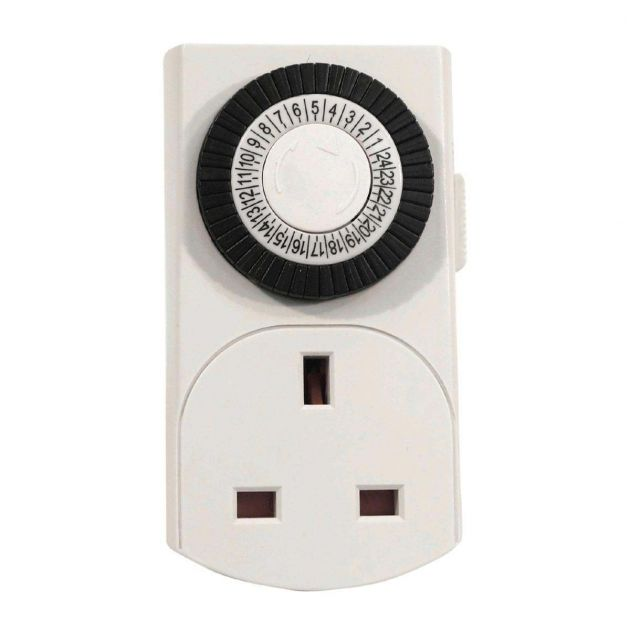 24 Hour Plug In Timer Accessory