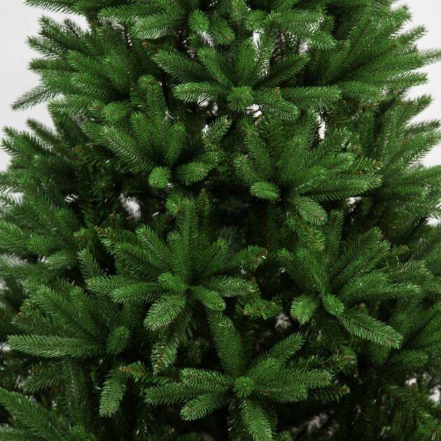 6FT Green Artificial PE Windsor Fir Christmas Tree