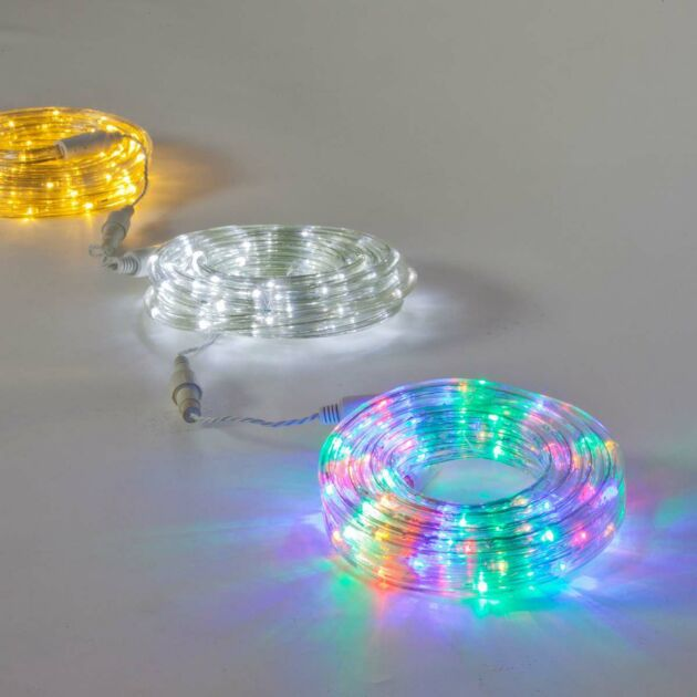 Outdoor Rope Light, Connectable