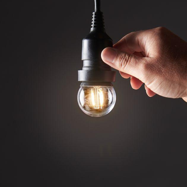 FestoonPro E27 Fully Dimmable Filament Style, LED Festoon Bulb